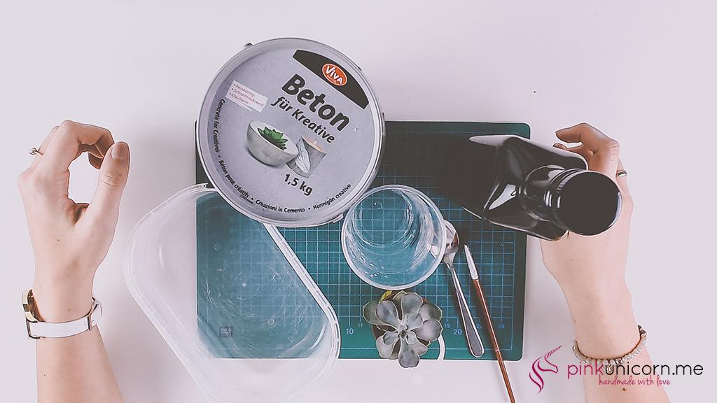 Blog_DIY Knickvase aus Beton Schritt1